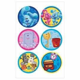 Blues Clues Stickers -24ct