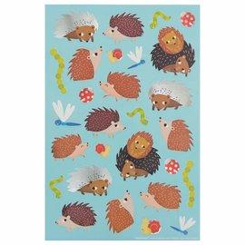 Hedgehog Sticker Sheets -3ct
