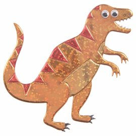 Extra Large Dinosaur Sticker