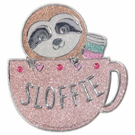 Extra Large Sloth Sticker