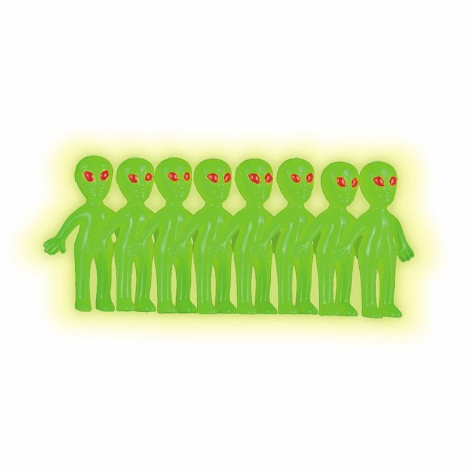 Alien Encounter Value Pack Favors -12ct