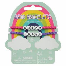 Insprational Bead Bracelets