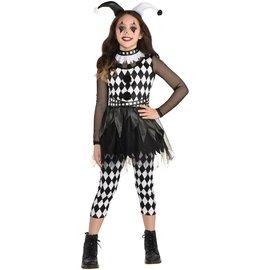 Girl's Punky Jester