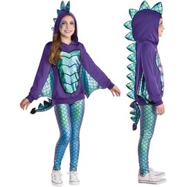 Girl's Mystical Dragon