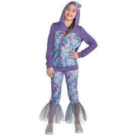 Girl's Mermaid w/ Leggings