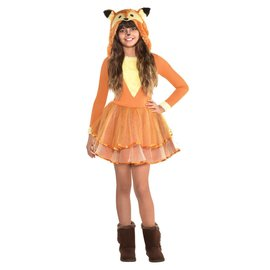 Girl's Furry Fox