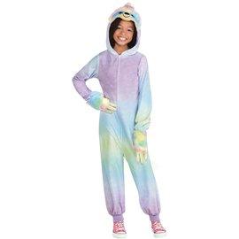 Girl's Pastel Sloth Zipster (#342)