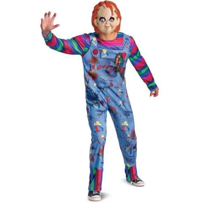 Adult Chucky Deluxe - XL 42-46 (#427)