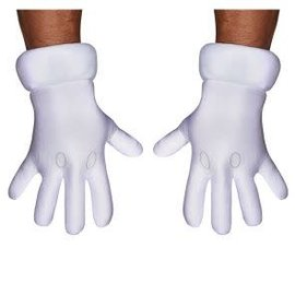 Super Mario Brothers Gloves - Adult