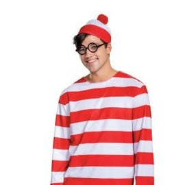 Waldo Accessory Kit - Glasses & Beanie