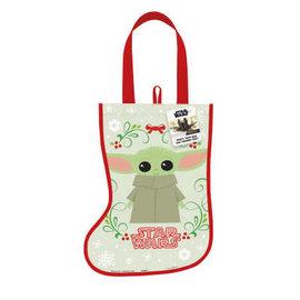 The Child Christmas Stocking Tote Bag