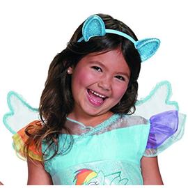 Rainbow Dash Sparkle Ears