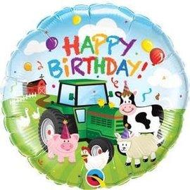 "Birthday Barnyard - 18"""