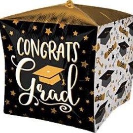 """Grad Cap Diploma Keys Cubez - 15"""""""