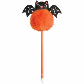 Halloween Puffy Topped Pens - Bat