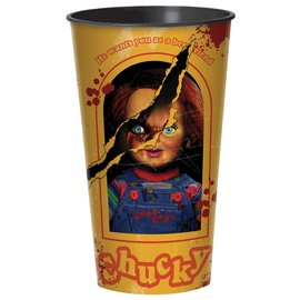 Child's Play Chucky Plastic Cup, 32 oz.