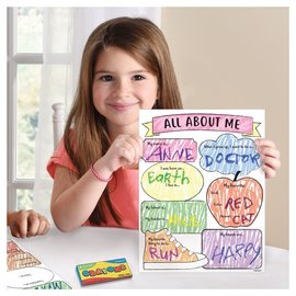 Back To School All About Me Activity Sheets