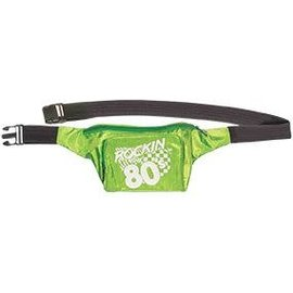 80's Fanny Pack -Green