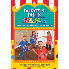 Dodge and Duck Game