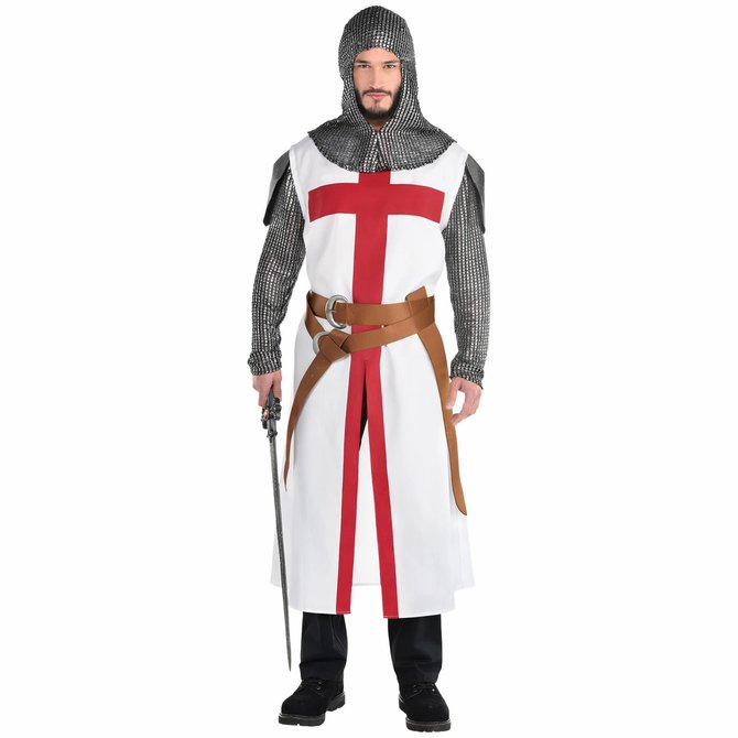 Adult Crusader
