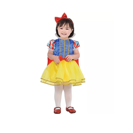 Baby Girls Classic Snow White Costume - 6-12 Months