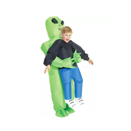 Child Inflatable Alien Pick-Me-Up (#452)