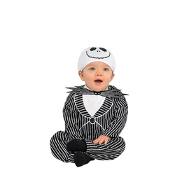Baby Jack Skellington Costume - The Nightmare Before Christmas (#39)
