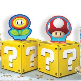 Super Mario Brothers™ Centerpiece Decorating Kit