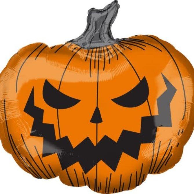 """29"""" Hallows Eve Pumpkin"""