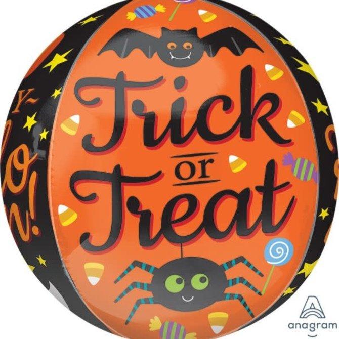 """16""""Halloween Fun Orb"""