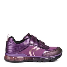 Geox Geox J Android Purple/Black