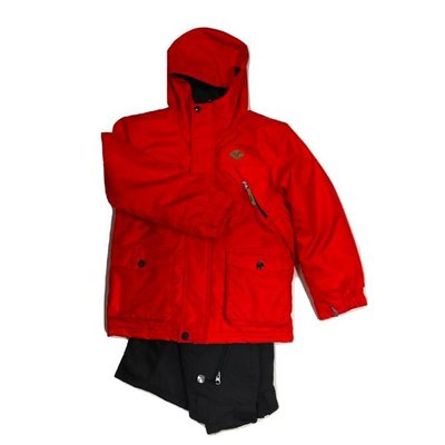 Snö Snö Snowsuit Team Red