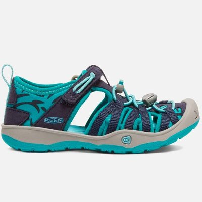 Keen Keen Moxie Sandal Dress Blues/Viridian
