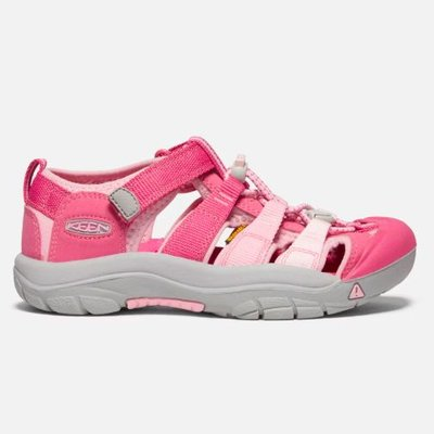 Keen Keen Newport H2 Rapture Rose/Powder Pink (Toddler 8, Child 3)