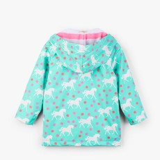 Hatley Hatley Colour Changing Galloping Horses Raincoat