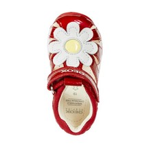 Geox Geox B Each Sandal Red/White