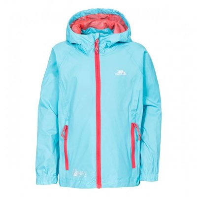 Trespass Trespass Qikpac Jacket Aquatic