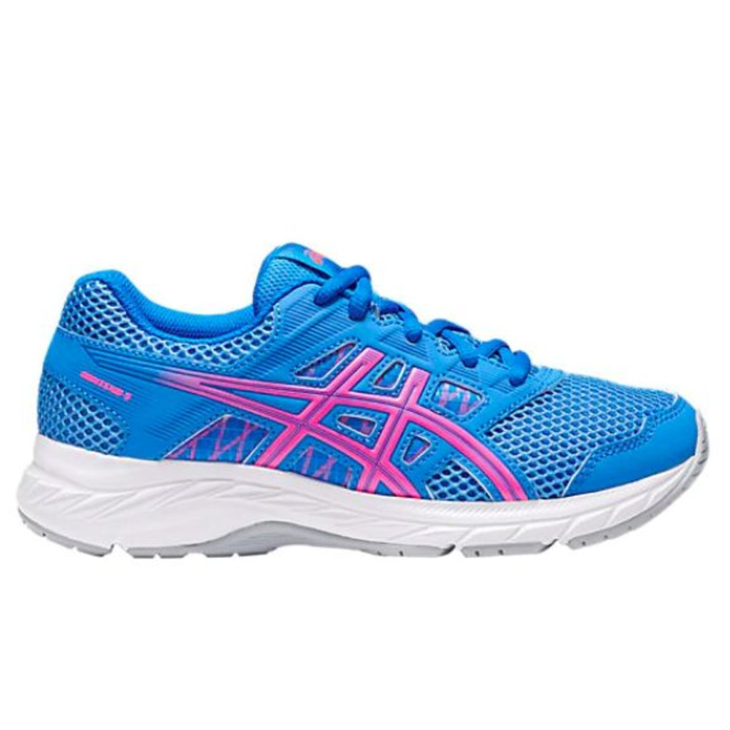 Asics Asics Contend 5 GS Blue Coast Youth Sizes 6.5 + 7