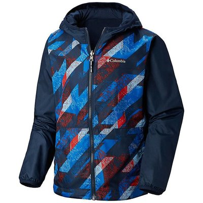 Columbia Columbia Pixel Grabber Reversible Jacket
