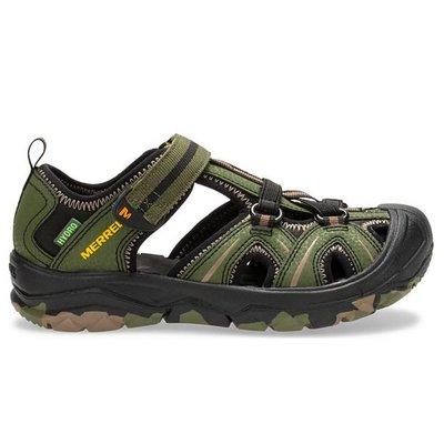 Merrell Merrell Hydro Hiker Sandal Olive/Camo