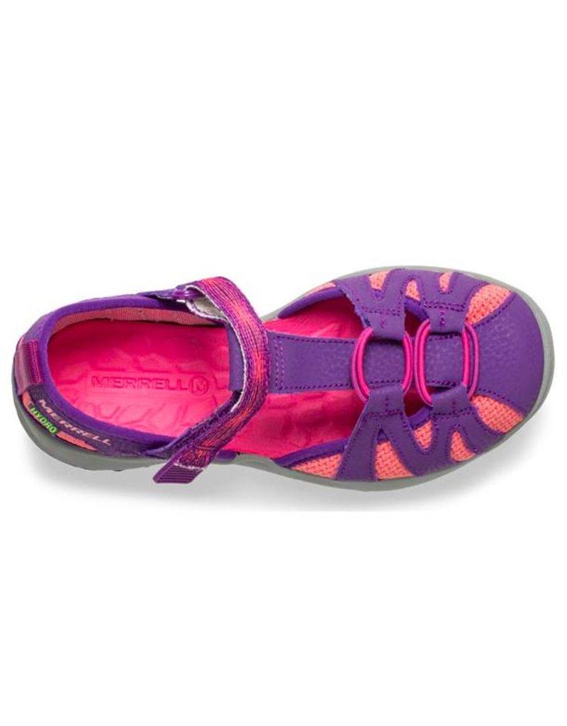 02574e75e725 Merrell Hydro Monarch 2.0 Berry Purple - Kiddie Kobbler St Laurent