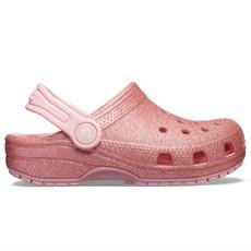 Crocs Crocs Kids Classic Glitter Blossom