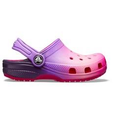 Crocs Crocs Kids Classic Pink Ombre