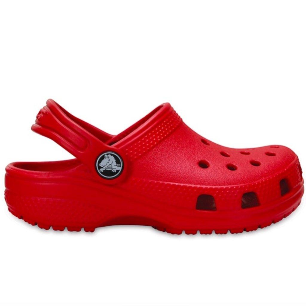 Crocs Crocs Kids Classic Pepper Red