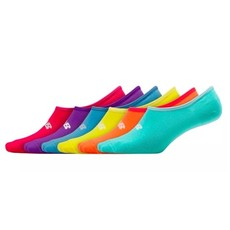 New Balance New Balance Sports Sock Rainbow (6 pr)