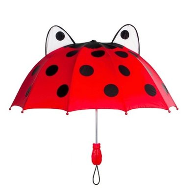 Kidorable Kidorable Umbrella Ladybug