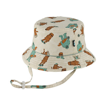 Millymook Dozer Millymook Dozer Danny Bucket Sunhat Natural