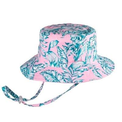 Millymook Dozer Millymook Dozer Oasis Bucket Sunhat Pink