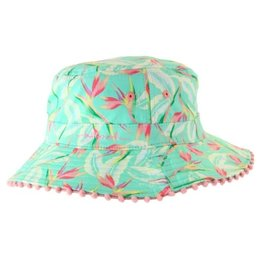 0b9b64f6e59 Millymook Dozer Millymook Dozer Paradise Mint Bucket Hat