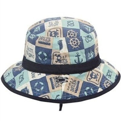 Millymook Dozer Millymook Dozer Jaxson Navy Bucket Hat